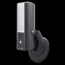 Guardcam Deco (black) - Combined WI-FI Security Camera LED Light System