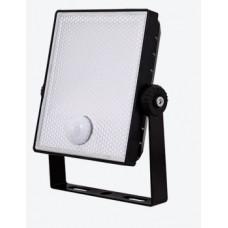 LED Security Light with Sensor 30W Black