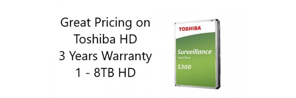 Great Hard Drive Pricing