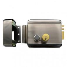 Electromechanical Lock PAL-EZ1 Silver