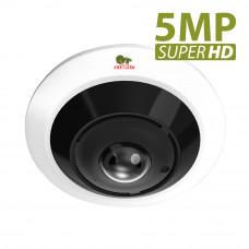 IPF-5SP 5.0MP Fish Eye IP camera 1.0