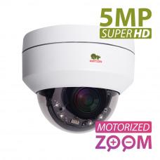 IPD-VF5MP-IR PTZ 5.0MP IP Varifocal Starlight camera