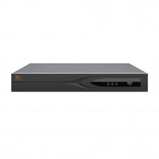 NVH-1622 PRO 8.0MP (4K) for 16 cameras via Switch
