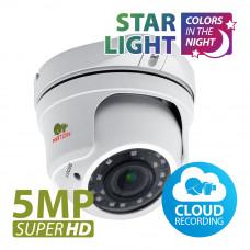 IPO-VF5MP 5.0MP Starlight v3.1 Varifocal Cloud Camera