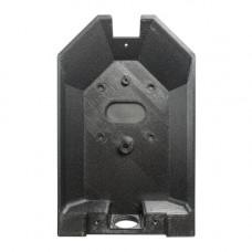 Back box for STD-2MP WM (Black)