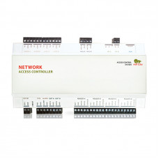 Network controller PAC-22.NET (2 doors, 4 readers)