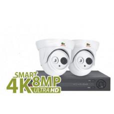 8MP 2 Camera IP Kit1
