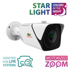 IPO-VF2RP ANPR AF Starlight SH - 2.0MP IP Varifocal camera