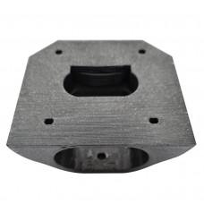 Back box pole adapter for STD-2MP WM  (Black)