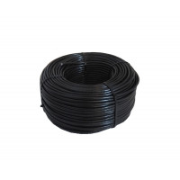 External Network cable CAT5-E Black 305M