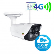IPO-2SP WiFi/4G 2.0MP IP camera Cloud Bullet