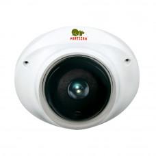IPD-5SP VP Cloud Starlight 5.0MP Vandal Proof IP camera 2.0 Cloud