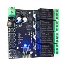 MSR12-4 Smart Wifi Relay