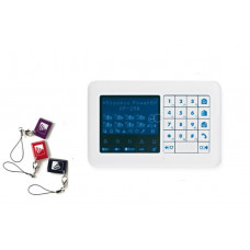 KP-250 PG2 Two-Way Keypad with 3 Tags
